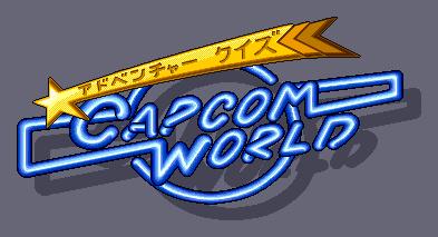 File:Adventure Quiz Capcom World Logo.png
