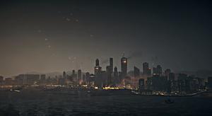 Embattled City