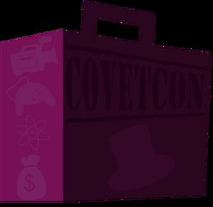 Covetcon Logo