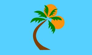 Tierra del Sador flag