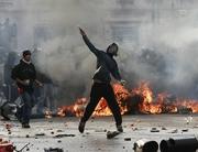 IU unrest