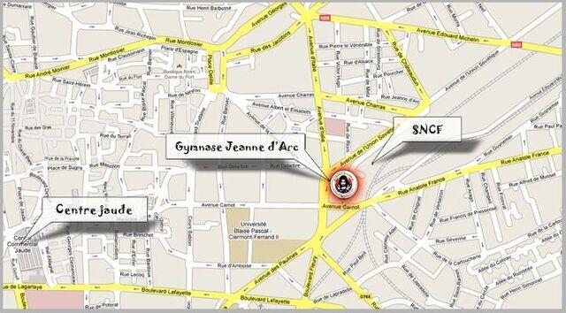Fichier:Gymnase J'arc proche gare SNCF Clermont-FD.jpg