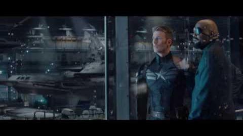 Marvel's Captain America The Winter Soldier - Featurette 1-0