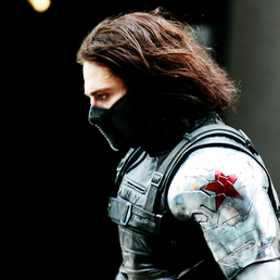 Winter Soldier Close Up