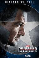 Civil War Character Poster 04