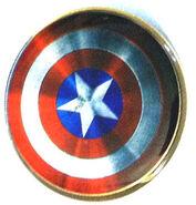 AMC Captain America the Winter Soldier shield