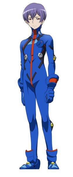 Teppei Arashi - Flight Suit