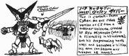 Captain japan cj cyber doodles by kainsword kaijin-d9ok5qv
