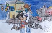 The train station by fox jake-d9jvncz