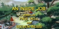 An Inside Job