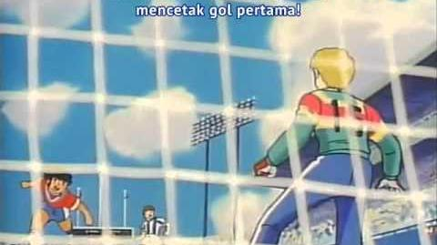 Captain Tsubasa The Movie 1 Europe Daikessen