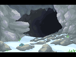 Downward Cave Morning