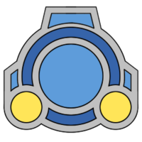 Depth Badge