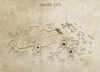 Caravaneer Towns - Crater City