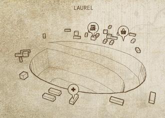Caravaneer Towns - Laurel