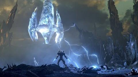 StarCraft II- Legacy of the Void Opening Cinematic