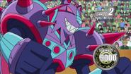 Highspeed, Brakki (Anime-CV-NC)