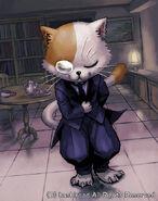 Cat Butler (Full Art)