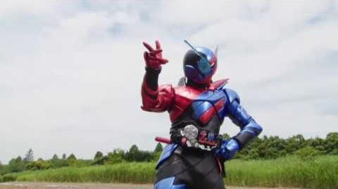 Kamen Rider Build Henshin (Kamen Rider Build Transformation) HD