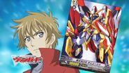 Kenji with Super Dimensional Robo, Daiyusha