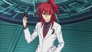 Ren Suzugomari (episode 117)