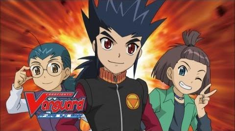 Episode 78 Cardfight!! Vanguard Official Animation