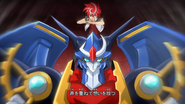 Chrono & Chronojet (Anime-ED2)