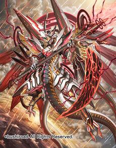 Star-vader, Chaos Breaker Dragon (Full Art)