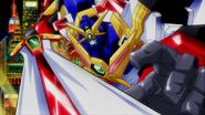 Super Dimensional Robo, Daiyusha (Anime-LM-NC-2)