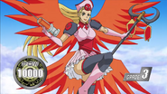 The Phoenix, Calamity Flame (Anime-AC-NC)