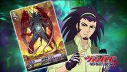 Tetsu with Demon World Marquis, Amon