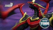 Eradicator, Gauntlet Buster Dragon (Anime-LJ-NC-2)