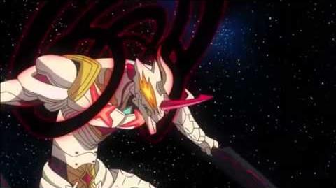 (Legion Mate) Cardfight!! Vanguard Star-vader, Garnet Star Dragon - HD-0