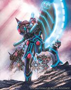 Triple Dark Armor (full art)