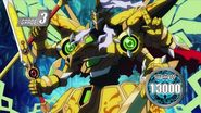 Ultra Beast Deity, Illuminal Dragon (Anime-AC-NC)