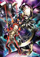 Hades Puppet Master (Full Art)