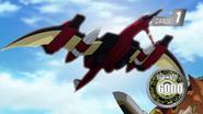 Winged Dragon, Skyptero (Anime-CV-NC)