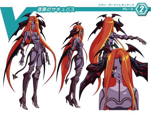 Decadent Succubus (Character Unit)