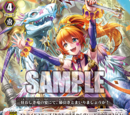 Scream Dragon Master, Dolor Kimberly