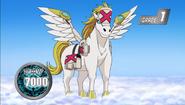 Thousand Ray Pegasus (Anime-AC-NC)