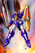 Dimensional Robo, Goyusha (Full Art)