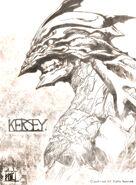 Seal Dragon, Kersey Design