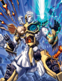 Oracle Guardian, Apollon (Full Art)