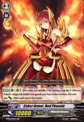 Cyber Armor, Red Phoenix