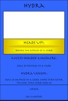 Hydra Card