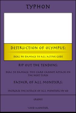 Typhon Card