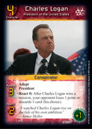 Charles Logan - President of the United States (D0)