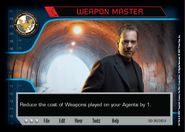 Weaponmaster 24