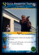 Quick Response Team - Elite Agents (D0)