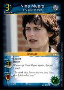 Nina Myers - CTU Chief of Staff (1E)